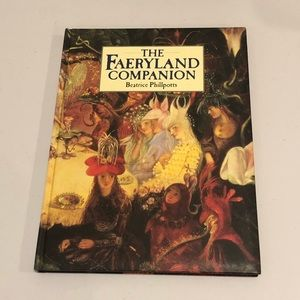 The Fairyland Companion Book Fantasy Art